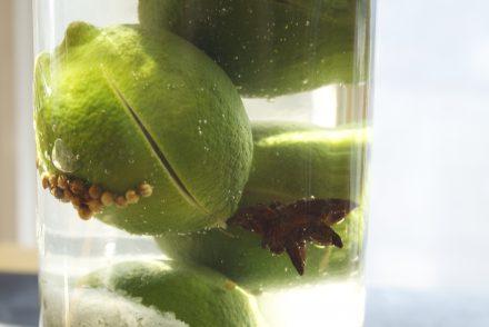 Limes confites