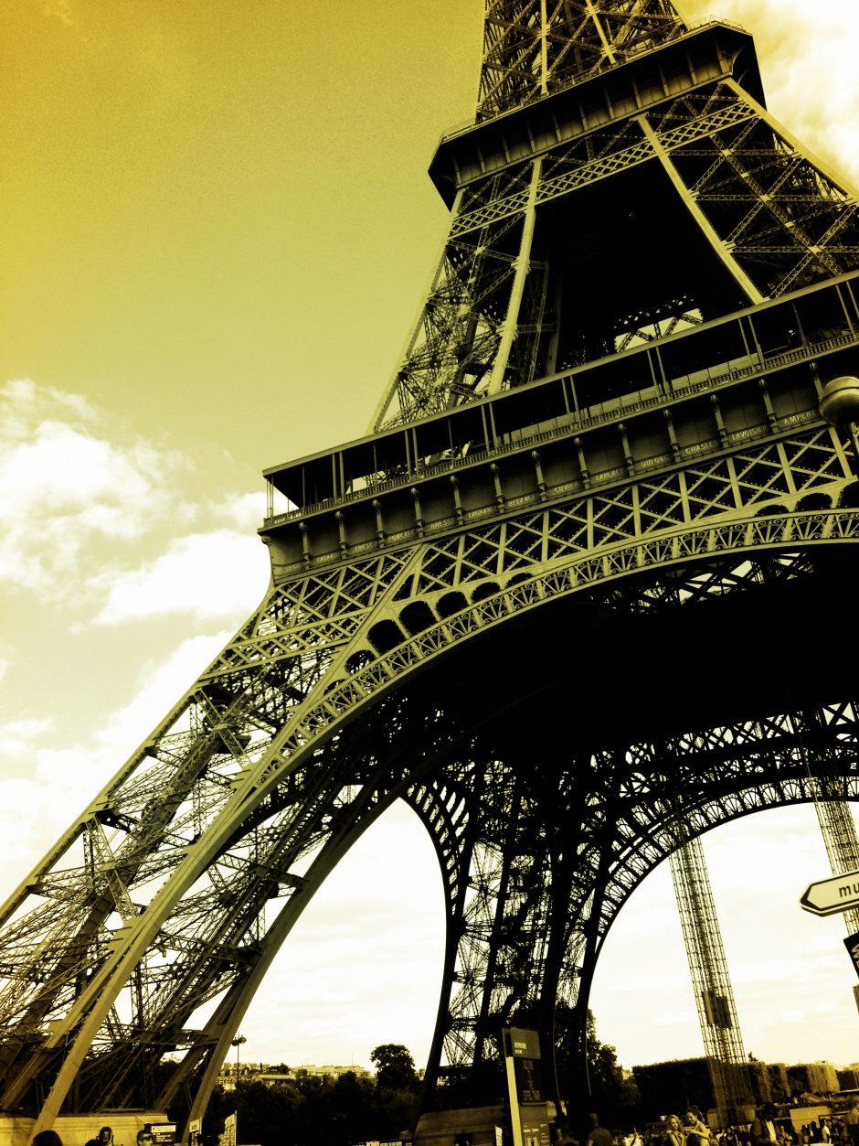 Paris blogue voyages