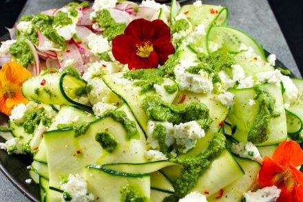 salade vide frigo