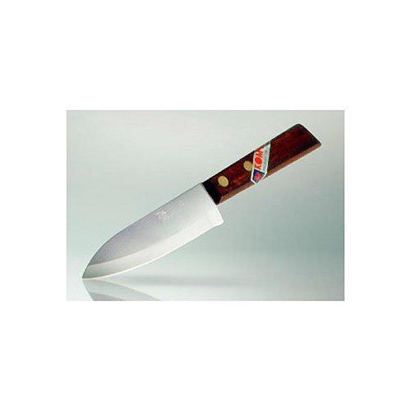 Couteau d'office manche en bois