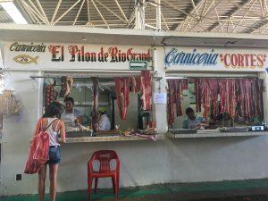 Mercado Puerto Escondido