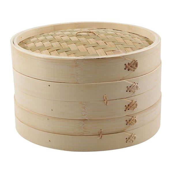 Paniers en bambou (cuisson vapeur) 19.99$