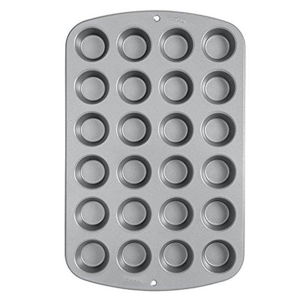 Plaque à mini muffins 24 moules