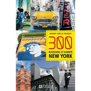 300 raisons d'aimer New York 26.96$