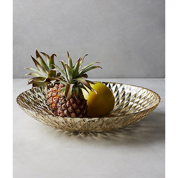Bol à fruits en verre Mercury 48$ USD