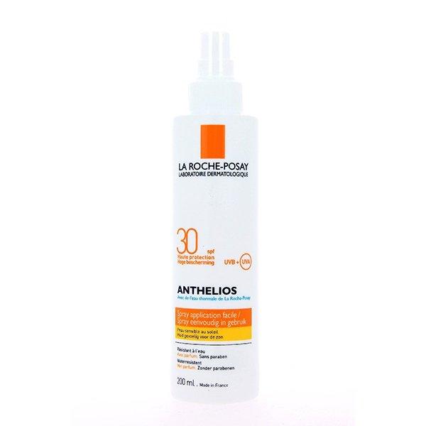 Crème solaire La Roche Posay Anthelios SPF 30 pour le corps (vaporisateur) 41,62$