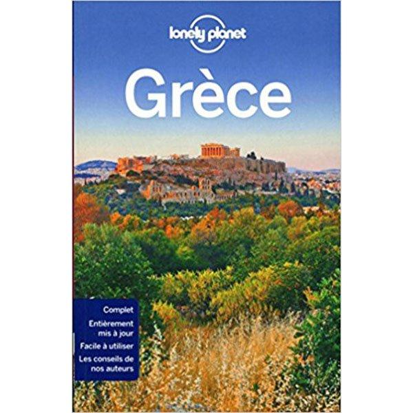 Grèce-Lonely Planet (français) 44.06$