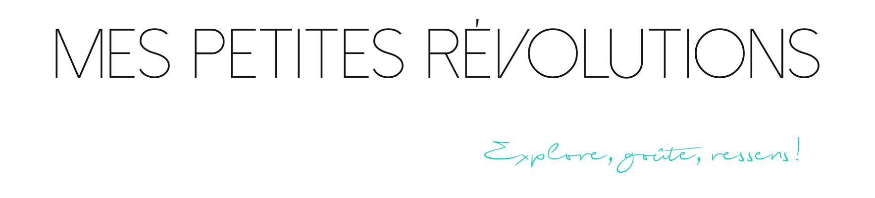 Mes petites révolutions | Émilie Gauthier