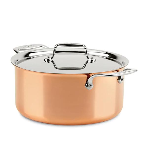 Marmite en cuivre All-Clad