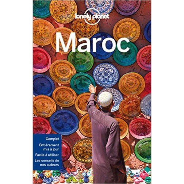 Maroc-Lonely Planet (français)