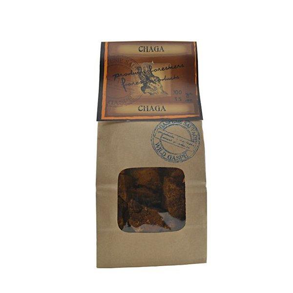 Chaga (anti-inflammatoire, détoxifiant, antioxydant, …) Québec