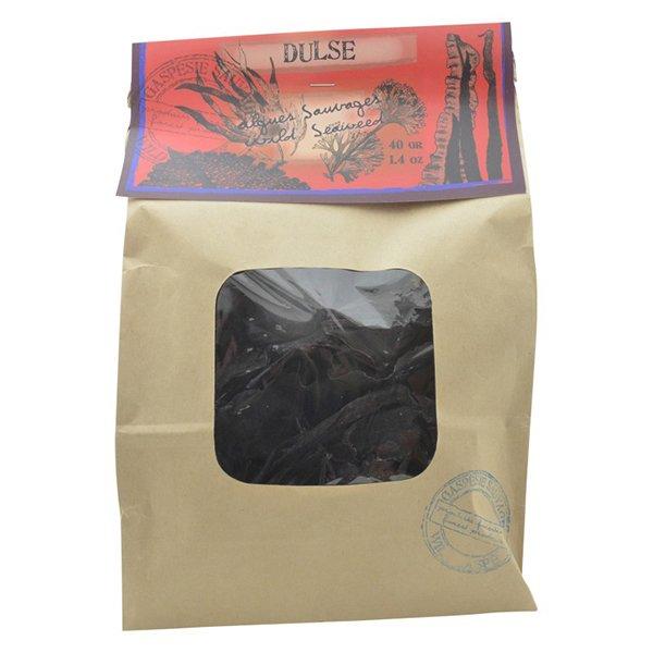 Dulse (algue rouge de la Gaspésie) 6.55$ Québec