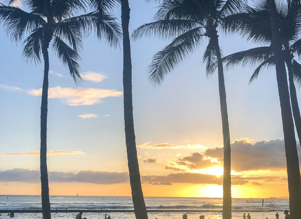 Hawaï/Honolulu