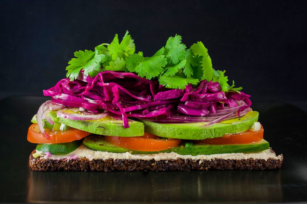 Tartine Vegan deluxe