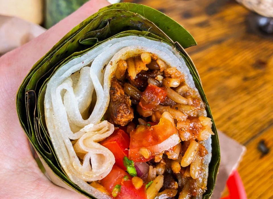 Tulum Burrito Amor