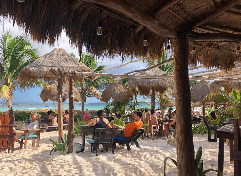 Tulum Poncho Villa