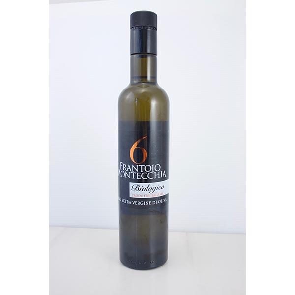 Huile d'olive extra-vierge biologique Frantoio Montecchia (Italie)
