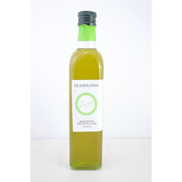 Huile d'olive artisanale Zero Frantoio Montecchia (Italie)