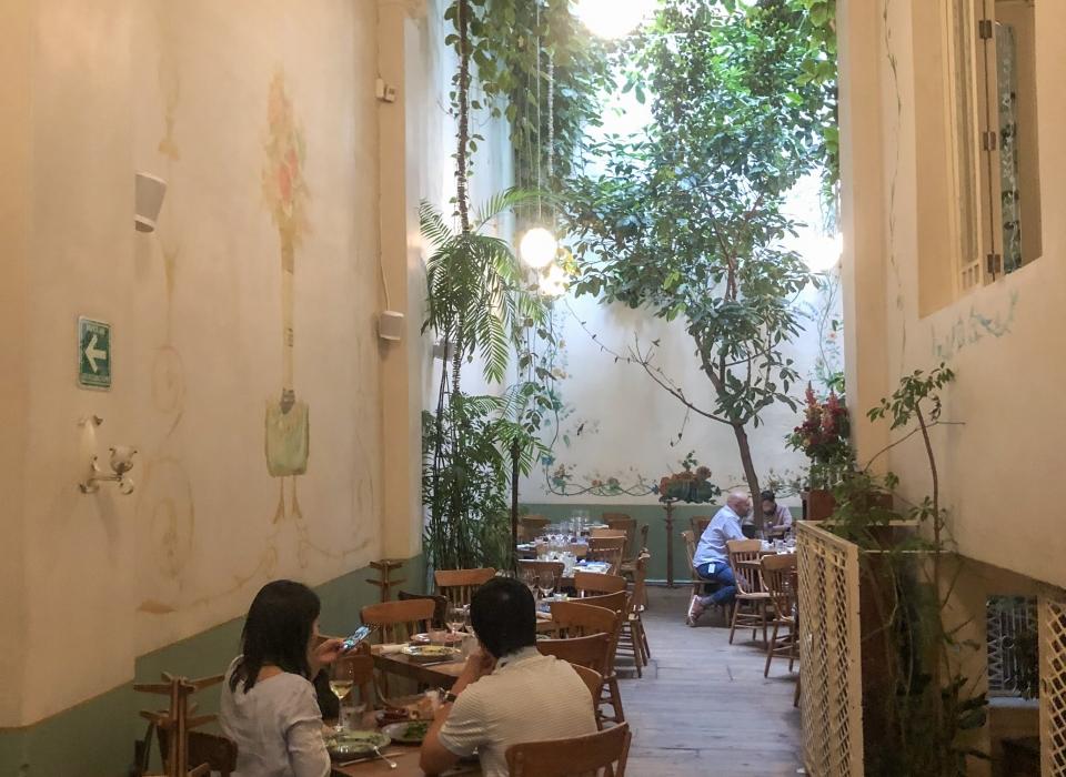 Mexico City Rosetta