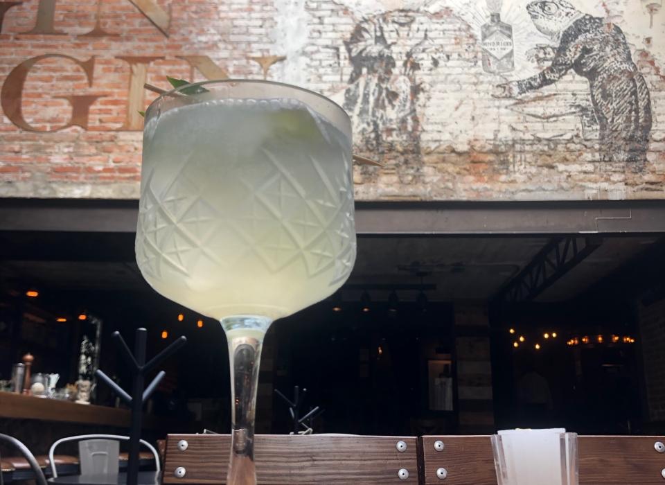 Mexico City Gin Gin