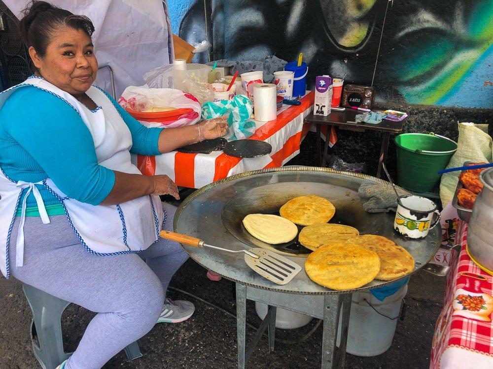 Mexico City (deuxième visite)