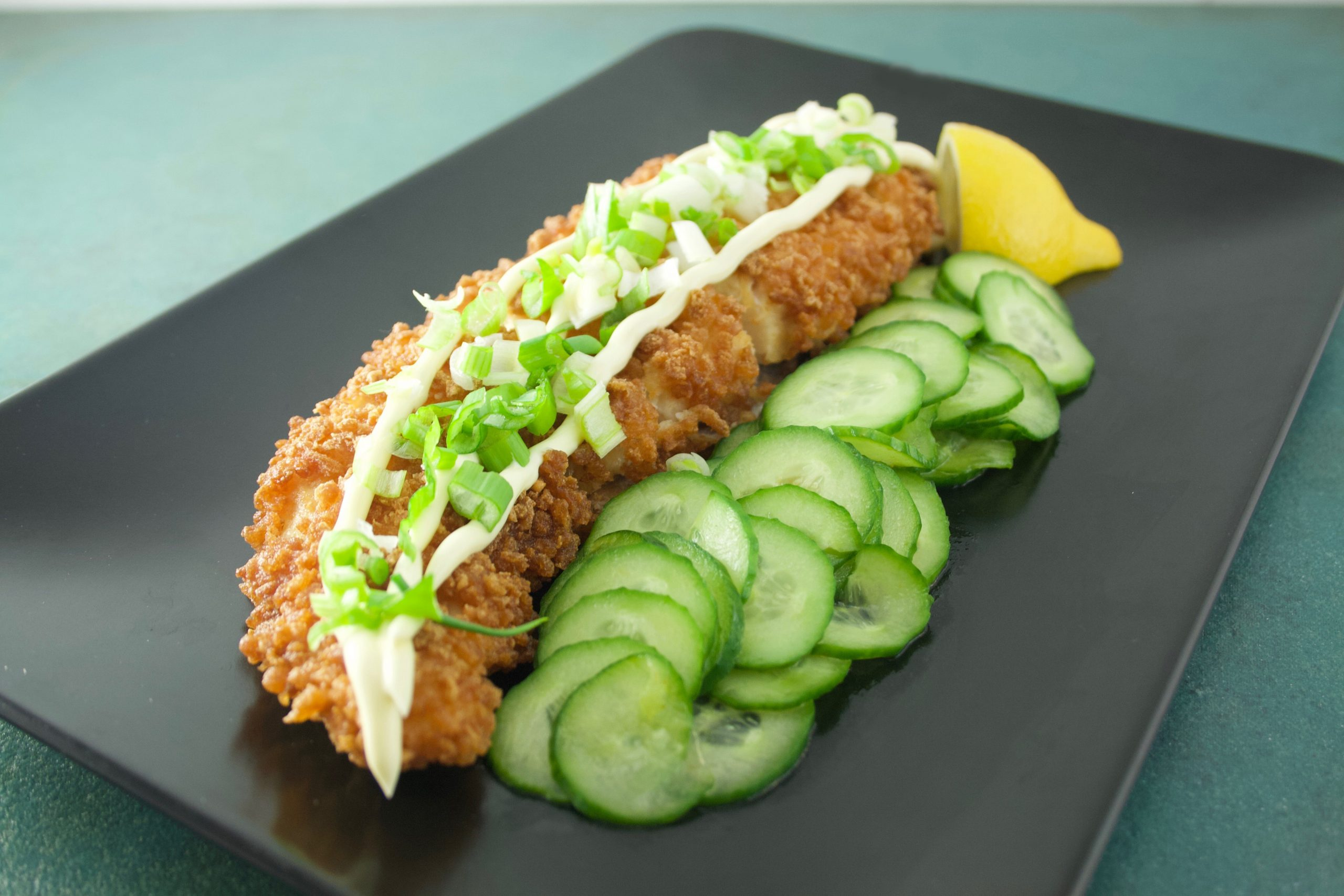Poulet Katsu extra Crunchy!