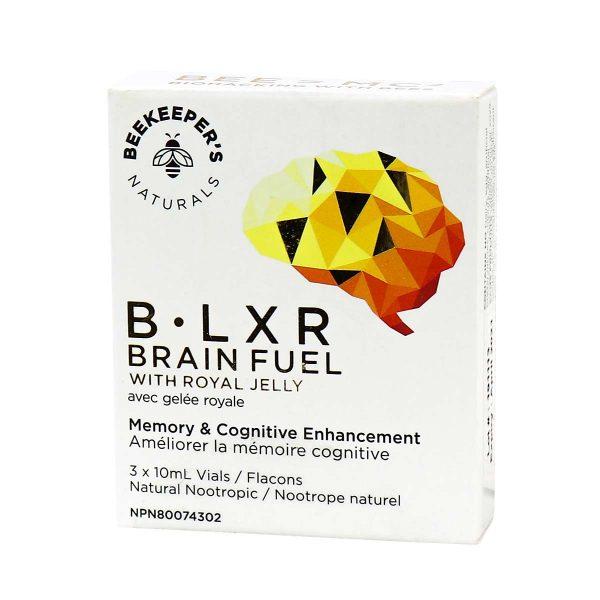 Brain Fuel (supplément pour la santé cognitive)