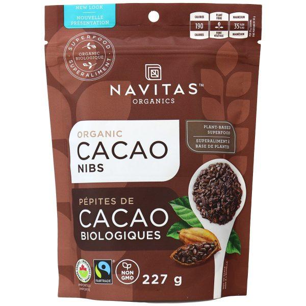 Pépites de cacao bio