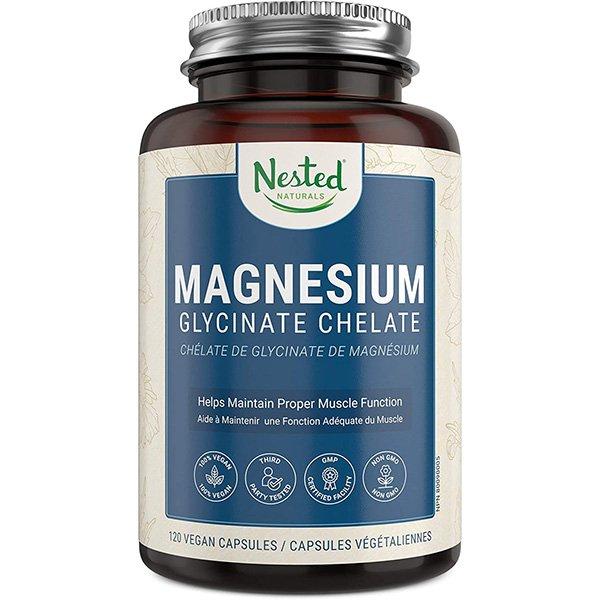 Magnésium (pour le sommeil)