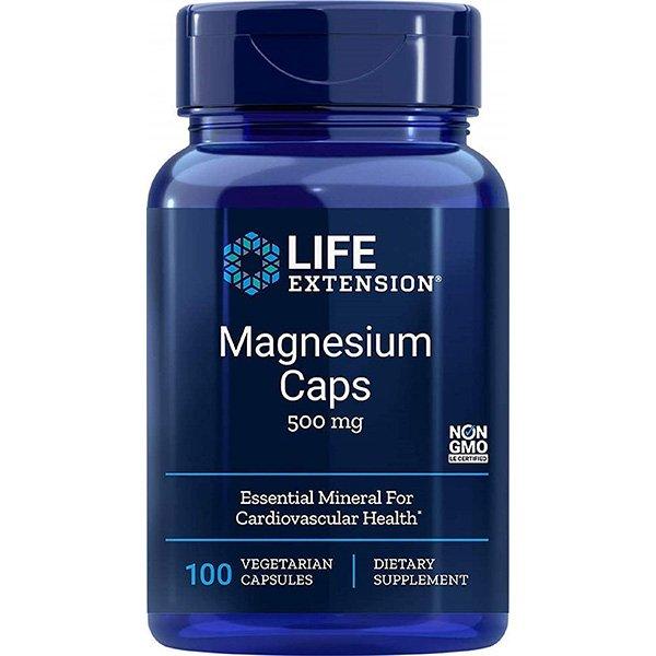 Capsules de magnésium (Santé cardiovasculaire)