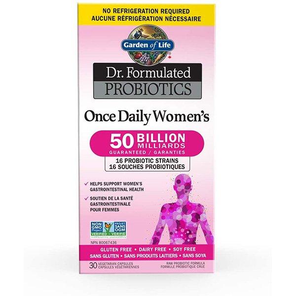 Probiotiques pour femmes