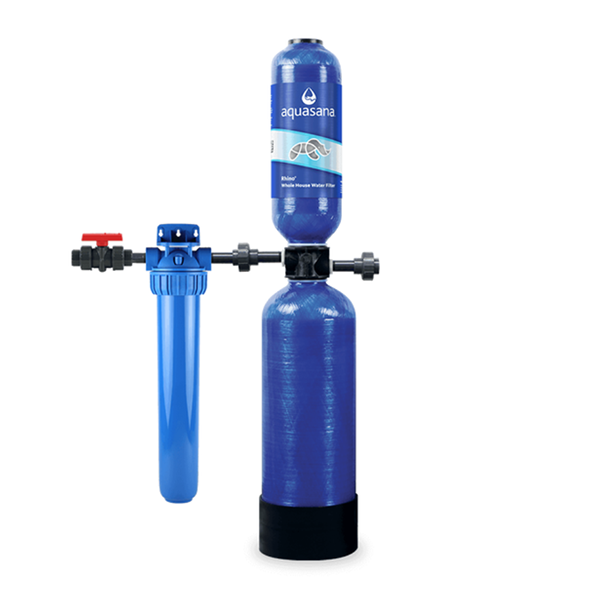 Système de filtre à eau maison 1 million Gallons