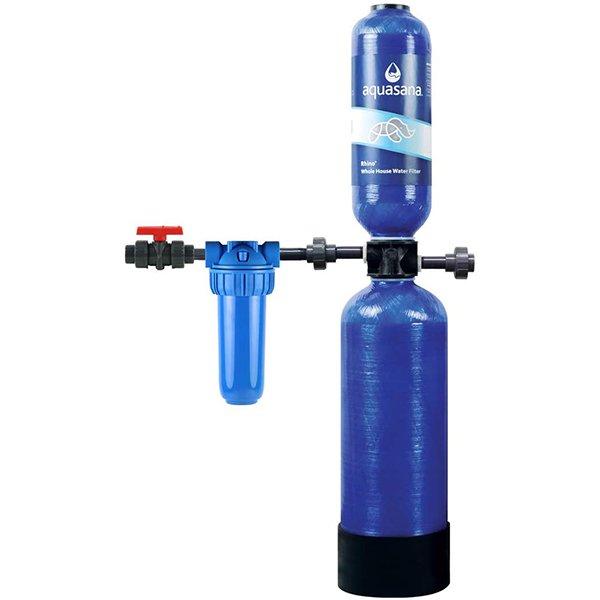 Système de filtre à eau maison 6m Gallons