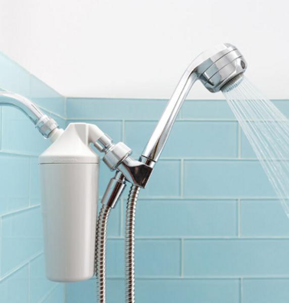 Filtre de douche Aquasana avec tête