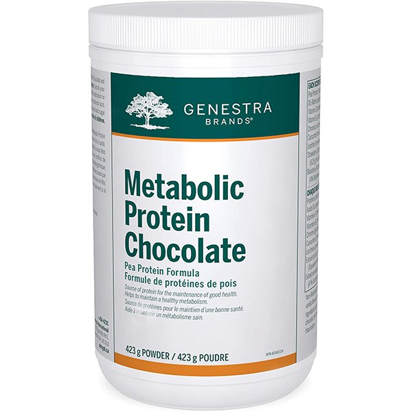 Protéine métabolique au chocolat
