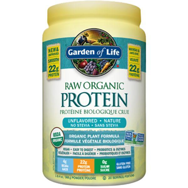Poudre de protéine végétalienne et biologique